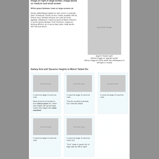 Responsive Wireframe Templates to Prototype